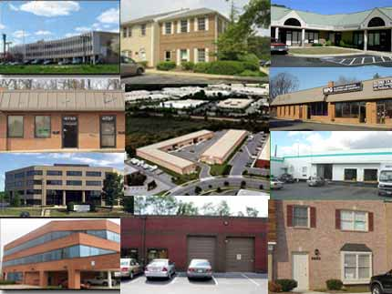 Warehouse Broker Property Collage